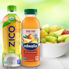 #ad Save $$ on Odwalla, ZICO and Fresh Cut Fruit!! #FreshCutSavings