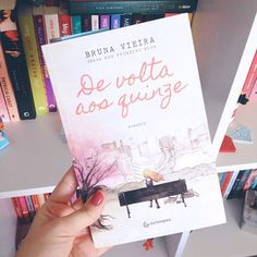 Chegou o livro novo da @Bruna Vieira ☺️