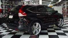 """Honda CRV 2014 com rodas aro 22"""" foto 4"""