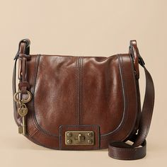 once you fall in love with Fossil purses, you never settle for anything else.