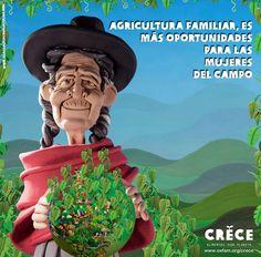 #Agricultura familiar es más oportunidades pra las mujeres del campo. Los gobiernos deberían mejorar el acceso y control de las #mujeres rurales sobre el agua y la tierra, recursos clave para ellas. Y deberían preguntarse ¿Los programas de apoyo a la agricultura familiar aumentan o reducen la desigualdad que viven las agricultoras? https://www.oxfam.org/es/te-las-arreglarias-siendo-una-mujer-rural #CRECE