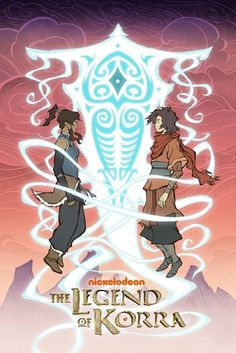 The Legend of Korra. The first and the last Avatar.