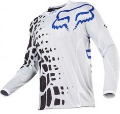 Fox Racing 360 Grav Airline Mens Off Road Dirt Bike Racing Motocross Jerseys