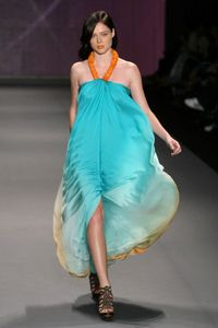 Rhapsody of Art & Colour: Tiffany Amber Spring/Summer 2010 @ ARISE Promise