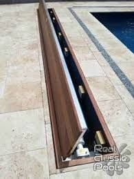 Image result for hidden pool cover reel