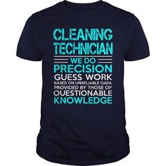 Awesome Tee  CLEANING TECHNICIAN - WEDO OLD T shirts