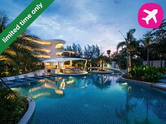 The Place We get it - it's hard to pick where to go for that dream getaway. So let us make it easy for you, 'cos we know a place.  At Novotel Phuket Karon Beach Resort & Spa, the setting is lush and tropica...