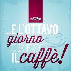 Caffè MAURO! #coffee #coffeetime #caffè #espresso #graphic #food #mauro