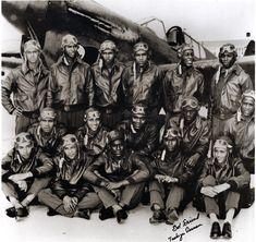 Tuskegee Airmen of World War II