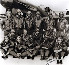 Tuskegee Airmen of World War II