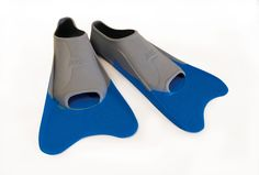 Zoggs Ultra Blue Finz Flippers: Amazon.co.uk: Sports & Outdoors