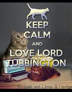 ...Love Lord Tubbington (Glee)