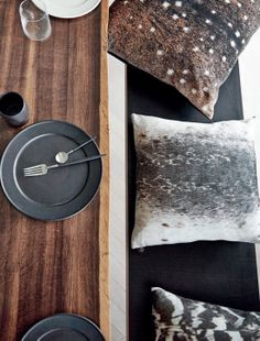 The autumn/winter 2013 By Nord home collection