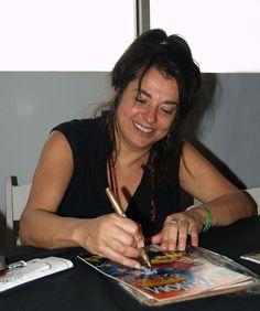 Ann Nocenti - Catwoman, Klarion, Katana, True Blood, Green Arrow