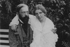 Das Künstler-Ehepaar Paula Modersohn-Becker und Otto Modersohn