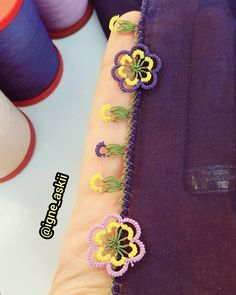 Needle Lace, Diy And Crafts, Crochet Necklace, Jewelry, Youtube, Istanbul, Instagram, Flowers, Embroidery