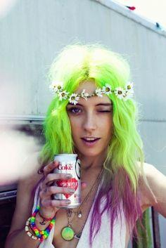 Chloe Nørgaard | americandream7 #hair #style