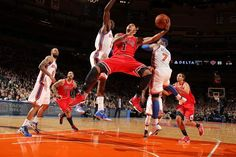 VIDEOS: Derrick Rose's 32 Points vs. the Knicks (Full Highlights)!