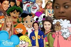 The old disney