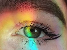 Themed Photography, Eye Photography, Pretty Eyes, Beautiful Eyes, Personal Project Ideas, Book Cover Background, Shiny Eyes, Rainbow Eyes, Cute Emoji Wallpaper