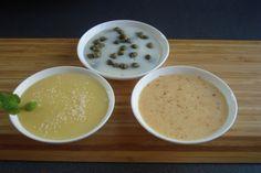 3 salsas para untar típicas de la cocina francesa