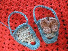 Large Butterfly Crochet Patterns Free | with or without butterflies is fine there is a difference