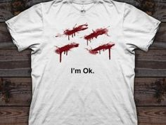 I'm OK. T-Shirt