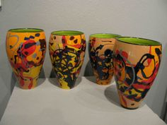 Colleen Lehmkuhl - small vases