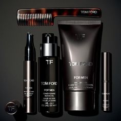 """TOM FORD on Instagram: """"Introduce the most important gentleman in your life to the TOM FORD for Men Skincare and Grooming collection. #TOMFORD #TFFORMEN #TFGIFTS"""""""
