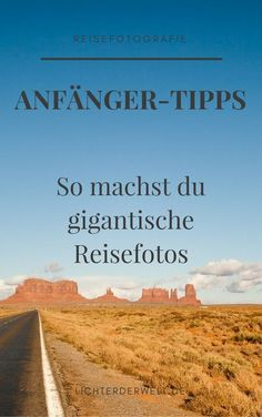 Photography tips for beginners- Fotografie-Tipps für Anfänger Travel Photography: Here you will find useful and valuable tips for beginnings and make guaranteed on your next trip better photos! Dslr Photography Tips, Quotes About Photography, Photography Tips For Beginners, Photography Lessons, Artistic Photography, Photography Tutorials, Digital Photography, Amazing Photography, Landscape Photography