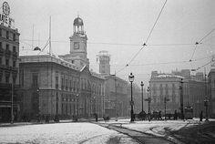 Resultado de imagen de madrid 1945