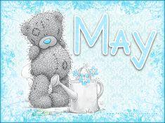 ♡ Goodbye April... Hello May ♡ #GoodbyeApril #HelloMay