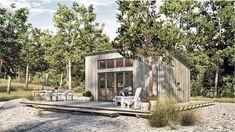 8 fina småhus du får bygga utan bygglov – Hus & Hem