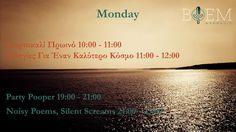 Για μια όμορφη Δευτέρα, για μια ακόμα πιο όμορφη εβδομάδα ... Συντονιστείτε ... www.boemradio.com + www.portokaliradio.gr