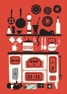 Kitchen by Polkka Jam