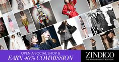 Calling All Potential Zindigo Fashion Ambassadors. Zindigo is looking for talented individuals to expand our network of independent Fashion Ambassadors.