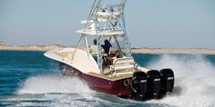 In response to improved economic conditions and market demand, Jarrett Bay Boatworks is pleased to announce the relaunch of their widely popular line of semi-production Jarrett Bay 34 Walk-Around Express sportfish boats. Fast Boats, Speed Boats, Power Boats, Ocean Fishing Boats, Sport Fishing Boats, Fishing Yachts, Center Console Boats, Offshore Boats, Deck Boat