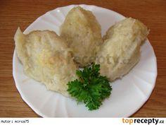 Chlupaté knedlíky ze syrových a vařených brambor - podrobně