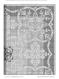 Tricot D'art, Filet Crochet Charts, Graph Design, Just Cross Stitch, Blue Carpet, Lace Making, Blackwork, Cross Stitch Patterns, Cross Stitches