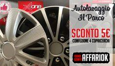 Promozione Copricerchi Da Autolavaggio Il Parco http://affariok.blogspot.it/