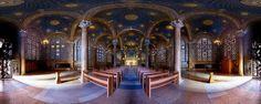 5. Interior de La Basilica de Getsemani o de las Naciones