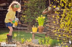 """Looking for news ways to beautify your school garden and educate your students? Subscribe for """"KidsGarden News"""" to learn more about a chance to win the Longfield Gardens Bulb Giveaway (Coming in October)! Click the image to subscribe!"""