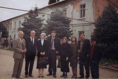 Анна Политковская, Станислав Маркелов, Наталья Эстемирова. Грозный, 2005 год, здание суда. Убили всех.