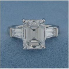 0.58cts AFS-0015 Diamond Engagement Ring | Buy Bar Channel Engagement Rings