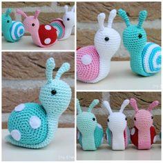 Crochet Snail Pattern All The Very Best Ideas