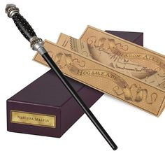 Not intended for use as a toy. With an interactive wand, you can cast spells to create amazing magical experiences throughout The Wizarding World of Harry Potter™—Hogsmeade™ and Diagon Alley™ at Unive