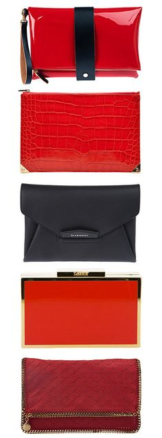 Know your designers? Which bag is which brand...?