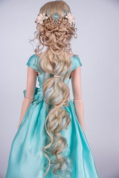 Amadiz Studio - куклы BJD, парики и одежда