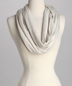 Take a look at this Gardenia Breton Infinity Scarf by Carve Designs on #zulily today!