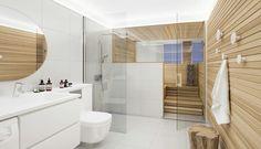 Saunas, Bathroom Interior Design, Interior Design Living Room, Sauna Shower, Indoor Sauna, Sauna Design, Spa Rooms, Sauna Room, Bathroom Toilets